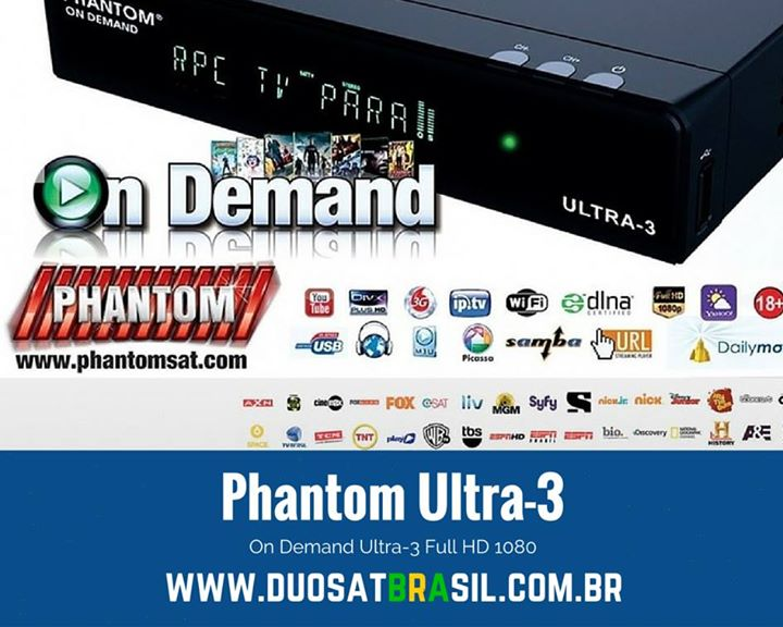 Receptor Phantom On Demand