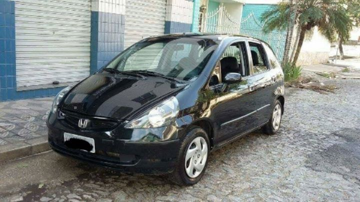 HONDA FIT 2004 1.4 COMPLETO