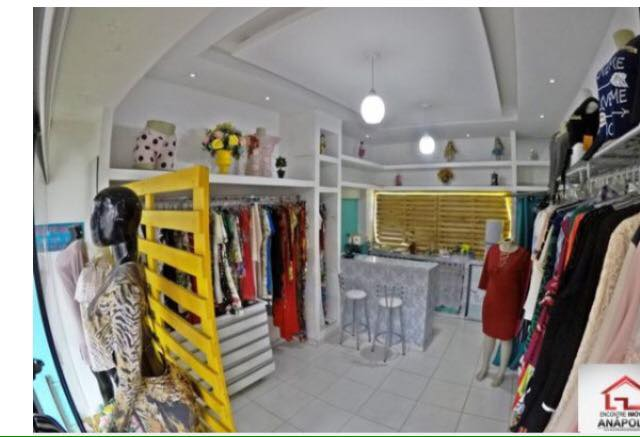 VENDE-SE BOUTIQUE COMPLETA