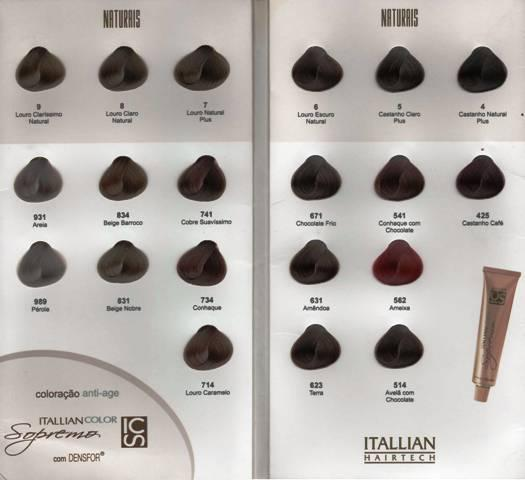 Coloração Itallian Color Sopremo - 60g