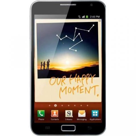 Celular Réplica GALAXY NOTE A9220 - WI-FI - 3G - 2 CHIPS - ANDROID