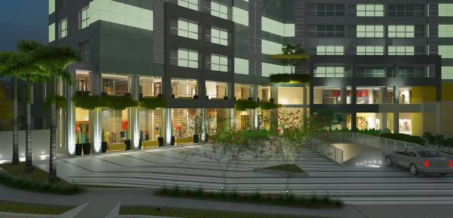 Helbor DownTown Offices & Mall