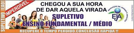 Supletivo EAD Carrier