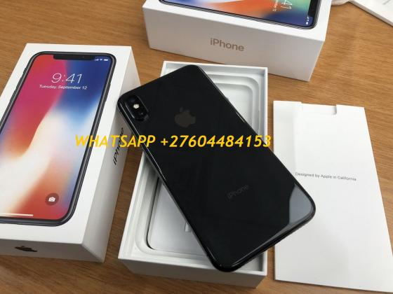 Venda Apple iPhone X 64GB $480 iPhone 8 Plus 64GB $430 iPhone X 256GB $550