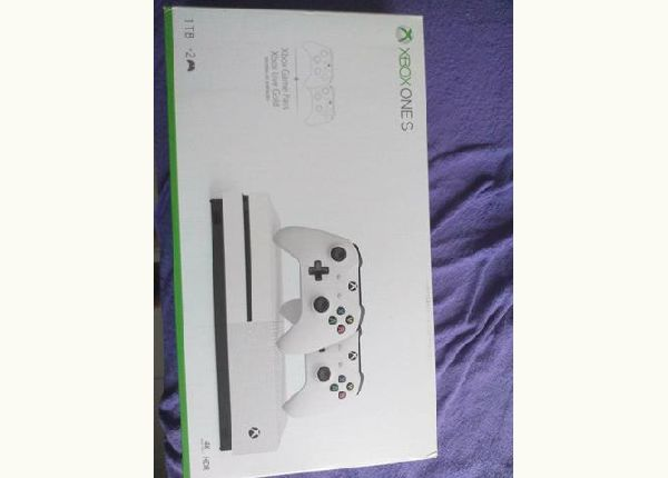 Xbox ONE S - Videogames