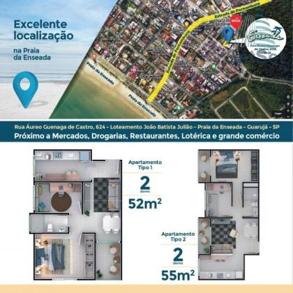 Residencial Enseada - Guarujá/SP