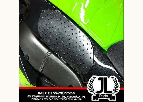 Adesivos grip lateral universal JL Parts (tipo stomp grip)