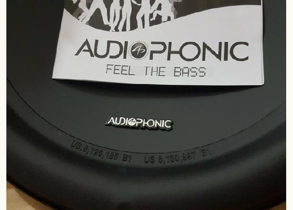 Subwoofer Audiophonic Club 12 * NOVO
