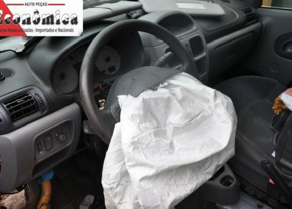 Kit Airbag Renault Clio Completo | Eco 66