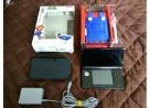 3DS + Case Mario Bros + Destravado