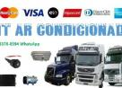 Kit ar condicionado scania volvo mecedes vw
