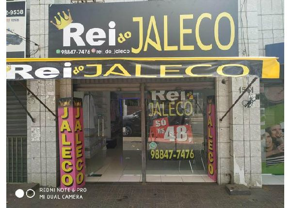 Jaleco Universitário