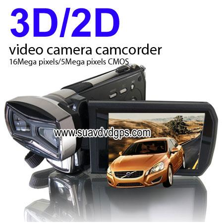 the lastest 3D 2D video camera camcorder Full HD DV Camer CAV-810HD